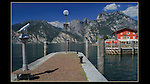Italy, Dolomites. Lots going on at Lake Garda. <br />