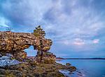 Star Point in Salisbury Cove, Bar Harbor, Maine, USA