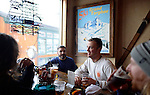 Sean Stanovich and friends<br /> Trapp Barr, Grand Targhee, Wyoming