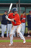 Illinois Fighting Illini third baseman Brandon Hohl #3 during a game against the Notre Dame Fighting Irish at the Big Ten/Big East Challenge at Walter Fuller Complex on February 17, 2012 in St. Petersburg, Florida.  (Mike Janes/Four Seam Images)
