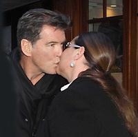 Pierce Brosnan wife Keely 2010, Photo By John Barrett/PHOTOlink