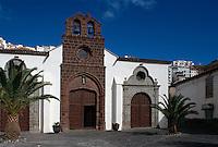 Spanien, Kanarische Inseln, Gomera, San Sebastian, Iglesia de N.S. d.l. Asuncion