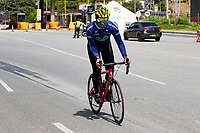 MEDELLIN - COLOMBIA, 29-05-2020: Controles por las calles de Medellín durante el día 67 de la cuarentena total en el territorio colombiano causada por la pandemia  del Coronavirus, COVID-19. / Controls on the streets of Medellin of during day 67 of total quarantine in Colombian territory caused by the Coronavirus pandemic, COVID-19. Photo: VizzorImage / Leon Monsalve / Cont
