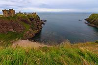 dunnottar castle, Torryhive bay