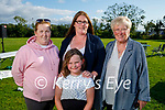 Casements View, Ardfert residents support Comfort for Chemo fundraiser on Sunday, l to r: Rosie Silles, Sinead and Kara Lawlor and Marie O'Connor.