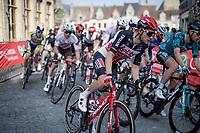 Tosh Van der Sande (BEL/Lotto Soudal)<br /> <br /> 45th Oxyclean Classic Brugge-De Panne 2021 (ME/1.UWT)<br /> 1 day race from Bruges to De Panne (204km)<br /> <br /> ©kramon
