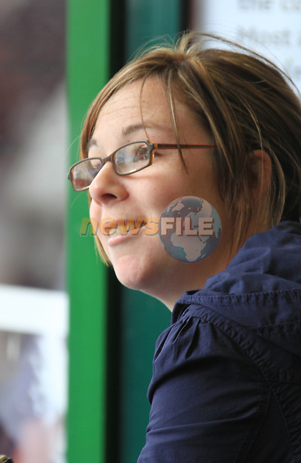 Emma McEntaggart.vox pop 26/5/11.Picture: Fran Caffrey/ www.newsfile.ie .
