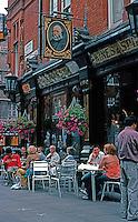 London: Pubs--The Salisbury, St. Martin's Lane. C. 1900, Architect unknown.  Photo '05.
