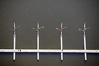 Wassersportzentrum Hamburg Startbereitschaft Rudern : EUROPA, DEUTSCHLAND, HAMBURG 05.06.2015: Wassersportzentrum Hamburg Startbereitschaft Rudern