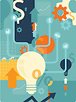 Illustrative image of business idea