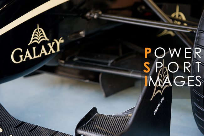 November 15, 2011 in Macau - Unveiling of the Galaxy Grand Prix car. Mandatory credit: Photo by © Victor Fraile / The Power of Sport Images for Galaxy Macau