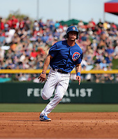 Nico Hoerner - Chicago Cubs 2019 spring training (Bill Mitchell)