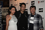 AMC's Hell on Wheels w/ Tzi Ma, Byron Mann, Angela Zhou, John Wirth at #AAIFF2015 7/31/15