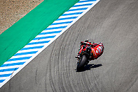Jack Miller Ducati Lenovo Team <br /> Jerez 01/05/2021 Spain MotoGP<br /> Photo Mediahouse.ducati.com / Insidefoto <br /> EDITORIAL USE ONLY