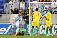 Guatemala vs Grenada, June 13, 2011