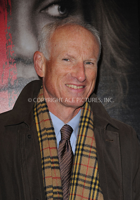 WWW.ACEPIXS.COM . . . . . ....November 4 2009, New York City....Actor James Rebhorn arriving at the premiere of 'The Box' at the AMC Lincoln Square on November 4, 2009 in New York City.....Please byline: KRISTIN CALLAHAN - ACEPIXS.COM.. . . . . . ..Ace Pictures, Inc:  ..tel: (212) 243 8787 or (646) 769 0430..e-mail: info@acepixs.com..web: http://www.acepixs.com