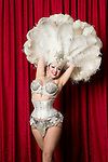 Burlesque Dancer Amber Ray