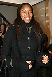 Sports Illustrated Swimsuit Model Damaris Lewis attends Celebrity Hairstylist Amoy Pitters & Host Joy Bryant Celebrate The Opening of Amoy Couture Hair Salon with Music by DJ Cassidy, New York, 2/16/10