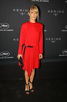 Marina Fois en photocall avant la soiréee Kering Women In Motion Awards lors du soixante-dixième (70ème) Festival du Film à Cannes, Place de la Castre, Cannes, Sud de la France, dimanche 21 mai 2017. Philippe FARJON / VISUAL Press Agency