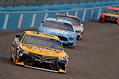 #20: Erik Jones, Joe Gibbs Racing, Toyota Camry DEWALT Atomic