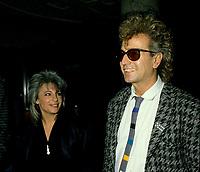 Montreal (Qc) CANADA - 1989- Catherine Lara, Luc Plamondon<br /> <br /> <br /> <br /> <br /> <br /> -Photo (c)  Images Distribution