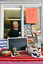Chef Lisa Osorio of Antojitos Chapines serves authentic Guatemalan food out of her trailer at the Westbank Nawlins Flea Market.