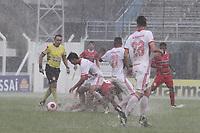 Santa Bárbara d'Oeste (SP), 09/01/2020 - Capivariano-Internacional - Partida entre Capivariano e Internacional pela terceira rodada do Grupo 7 da Copa São Paulo de Futebol Junior no Estádio Antonio Lins Ribeira em Santa Bárbara d'Oeste, nesta quinta-feira (09).