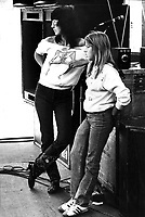 Cher Chastity Bono 1980s<br /> Photo by Adam Scull/PHOTOlink