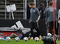 Robin Koch (Deutschland Germany) <br /> - 05.10.2020: Training der Deutschen Nationalmannschaft, Suedstadion Koeln<br /> DISCLAIMER: DFB regulations prohibit any use of photographs as image sequences and/or quasi-video.