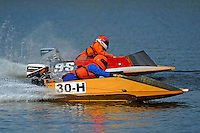 30-H and 9=S (outboard hydroplane)