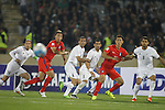 IR Iran vs Korea Republic during the 2018 FIFA World Cup Russia Asian Qualifiers Final Qualification Round Group A match at Azadi Stadium on 11 October 2016, in Tehran, Iran. Photo by Stringer / Lagardere Sports