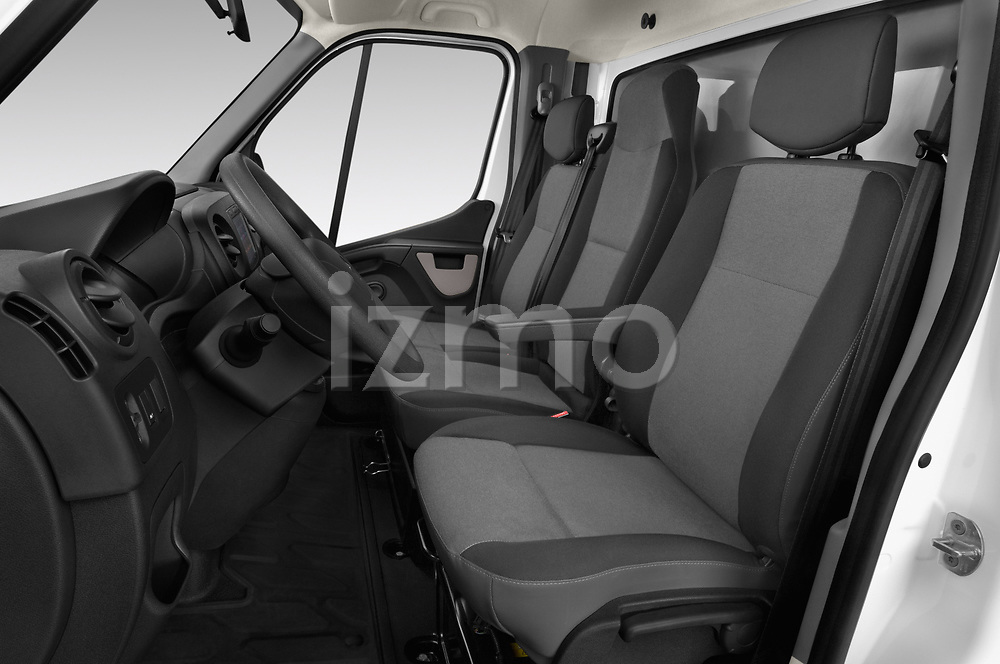 Front seat view of a 2019 Renault Master Base 4 Door Cargo Van front seat car photos