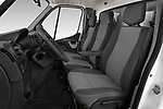 Front seat view of a 2019 Renault Master Base 4 Door Cargo Van front seat car photos