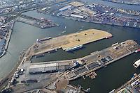 Hamburger Hafenflaechen Ellerholzhafen Umbau