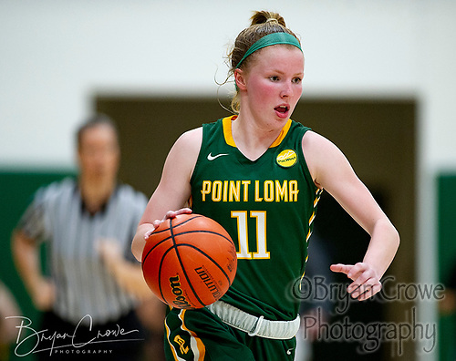 The Point Loma Sea Lions defeated the Concordia Eagles 64-52.