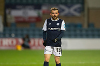 27th March 2021; Dens Park, Dundee, Scotland; Scottish Championship Football, Dundee FC versus Dunfermline; Paul McMullan of Dundee