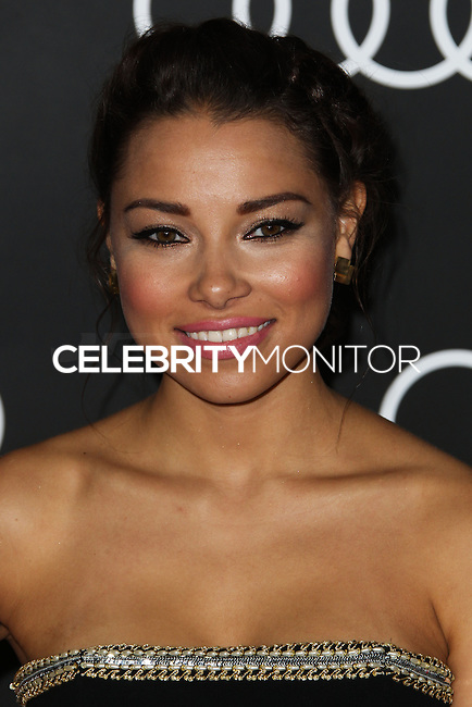 LOS ANGELES, CA - JANUARY 09: Jessica Parker Kennedy at the Audi Golden Globe Awards 2014 Cocktail Party held at Cecconi's Restaurant on January 9, 2014 in Los Angeles, California. (Photo by Xavier Collin/Celebrity Monitor)