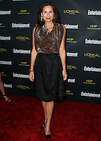 WEST HOLLYWOOD, CA, USA - AUGUST 23: Minnie Driver arrives at the 2014 Entertainment Weekly Pre-Emmy Party held at the Fig & Olive on August 23, 2014 in West Hollywood, California, United States. (Photo by Xavier Collin/Celebrity Monitor)