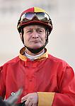 Jockey Calvin Borel.