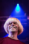 "© Joel Goodman - 07973 332324 . 04/07/2015 . Manchester , UK . The Charlatans perform at the Castlefield Bowl as part of the "" Summer in the City "" festival in Manchester. Photo credit : Joel Goodman"