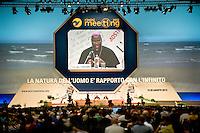 meeting di Comunione e Liberazione, CL, Rimini 2012, Monsignore  Ignatius Kaigama, presidente conferenza episcopale Nigeria, cristianesimo e Africa