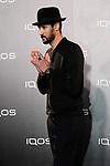 Stany Coppet attends to IQOS3 presentation at Palacio de Cibeles in Madrid. February 10,2019. (ALTERPHOTOS/Alconada)