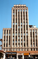 Los Angeles: Wilshire Professional Building, 3875 Wilshire Blvd. Arthur E. Harvey, 1929.  Photo '82.
