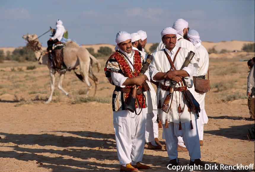 Festival in Douz, Tunesien