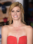 Rachel Melvin attends The Universal Pictures L.A. premiere of Dumb and Dumber To held at The Regency Village Theatre in Westwood, California on November 03,2014                                                                               © 2014 Hollywood Press Agency