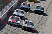 #18: Denny Hamlin, Joe Gibbs Racing, Toyota Camry SportClips and #2: Matt Tifft, Richard Childress Racing, Chevrolet Camaro Surface Sunscreen