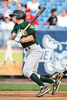 Lynchburg Hillcats second baseman Philip Gosselin #22 during a game against the Wilmington Blue Rocks at Frawley Stadium on May 3, 2011 in Wilmington, Delaware.  Lynchburg defeated Wilmington by the score of 11-1.  Photo By Mike Janes/Four Seam Images