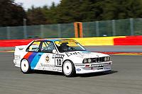 HISTORIC TOURING CAR CHALLENGE - #10 MOULTON-SMITH ARRAN (GB) BMW M3 E30 1989