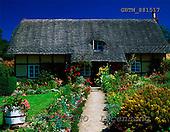 Tom Mackie, FLOWERS, photos, Thatched Cottage & Garden, Eastnor, Herefordshire, England, GBTM881517,#F# Garten, jardín