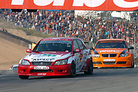 Round 1 of the 2007 British Touring Car Championship. #43 Chris Stockton (GBR). BTC Racing. Lexus IS200.